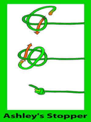 ashley stopper knot